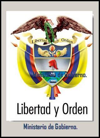 ley 14 ministerio de gobierno gobierno ministerio de gobierno colombia ley o norma