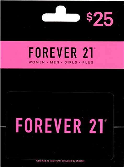 Where To Find Forever 21 Gift Cards - top 5 christmas gift cards for her boldlist