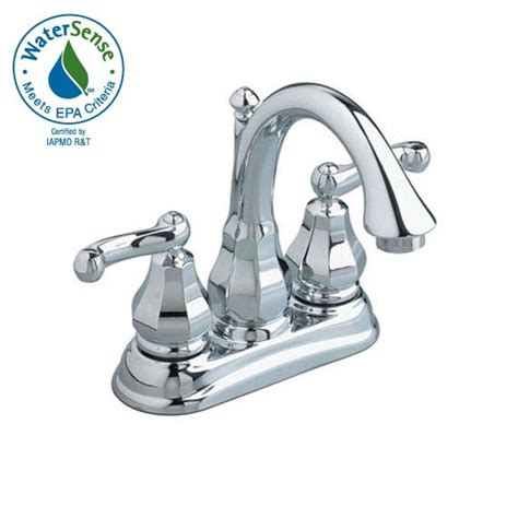 American Standard Dazzle Faucet by American Standard Dazzle Centerset Faucet Polished Chrome