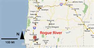 rogue river oregon map sighting reports 2006 sees oval shaped object with