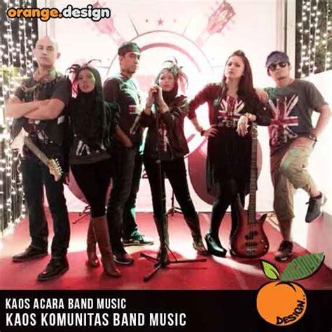 Kaos Band Musik Geisha Band Murah cetakkaosmania print kaos digital dtg harga murah dan