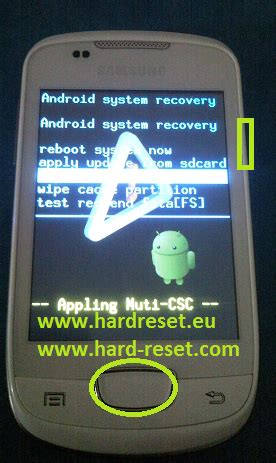 reset samsung s5570 satria phone solution your phone hard reset samsung gt