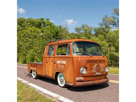 Volkswagen Cab For Sale by 1969 Volkswagen Cab For Sale Classiccars Cc