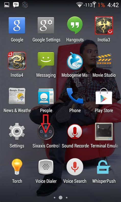 Stik Buat Android Pc Laptop Ps3 3 langkah menghubungkan stik ps3 dengan hp tablet android pendekar android
