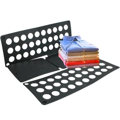 Six478 Magic Fast Clothes Shirts Folding Board Perapi Pelipat Pakaian magic fast speed folder clothes shirts folding board for alex nld
