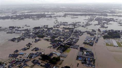 Air Di Jepang taifun di jepang tempat pemandian air panas pun tenggelam tribunnews
