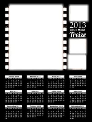 Calendrier Personnalisable Montage Photo Calendrier Personnalisable Pixiz