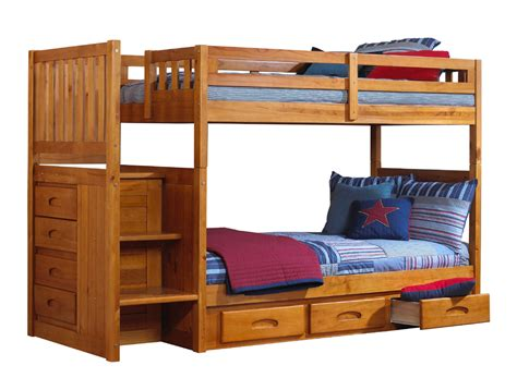 bunk beds with mattress included safe twin bunk beds kfs stores