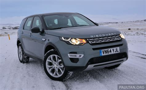 land rover discovery insurance land rover discovery sport to get new 2 0l ingenium diesel