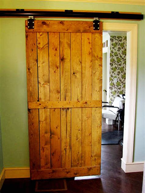 diy barn door interior tales from a cottage our diy house interior barn door