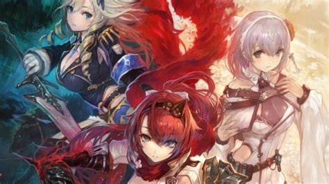 Kaset Ps4 Nights Of Azure 2 Of The New Moon nights of azure 2 launches for ps4 switch and pc on october 24 in america october 27 in