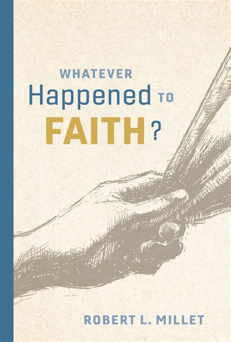 whatever happened to the gospel rediscover the thing books whatever happened to faith in religious ldsbookstore