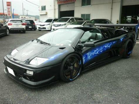 Lamborghini Japan Price Lamborghini Diablo 1997 Special Color 17 000 Km