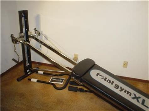 chuck norris weight bench chuck norris professional total gym xl exercise bench ebay