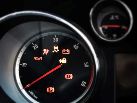vehicle dashboard lights warning and informational