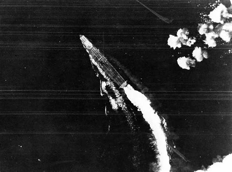 photos of japanese aircraft carriers used in attack of 4th june 1942 u s and japanese clash at battle of midway