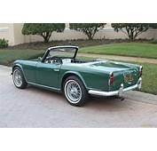 1963 Triumph TR4 SOLD  Vantage Sports Cars