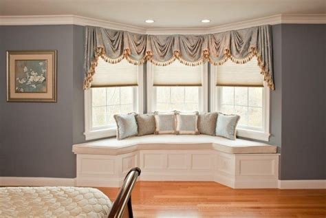 bedroom bay window curtains 20 beautiful bedrooms with bay windows