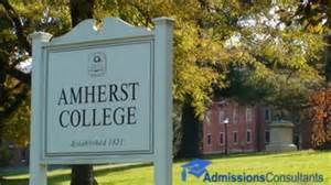 Amherst College Amherst College Admissions