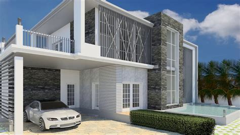 archi design home instagram revit architecture modern house design 8 youtube