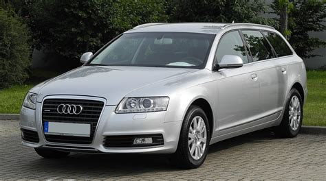 Audi A6 Avant 2010 by 2010 Audi A6 Avant 4f C6 Pictures Information And