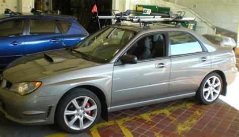 Subaru Impreza Roof Rack Installation by Subaru Impreza 4dr Rack Installation Photos