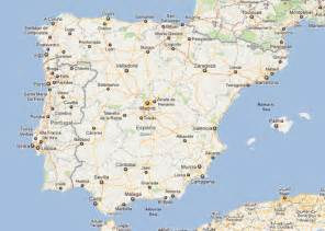 Google Map Spain by Spain Google Maps Imsa Kolese
