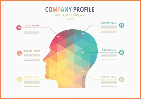 templates for company profile 5 company profile design template company letterhead
