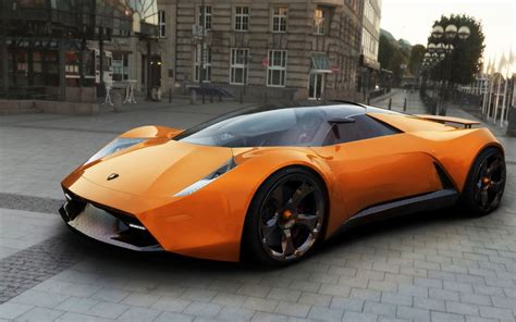 The Car Lamborghini by Lamborghini Insecta Concept Car Cars Wallpapers
