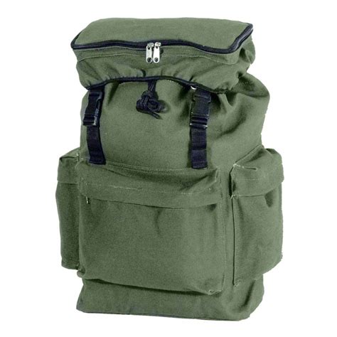 specialty backpacks canvas rucksack durable cotton outdoor hiking cg