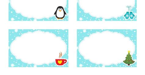 printable winter name tags free printable winter name tags the template can also be
