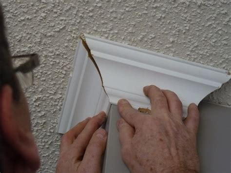 cutting double crown d i y d e s i g n cutting and installing crown molding