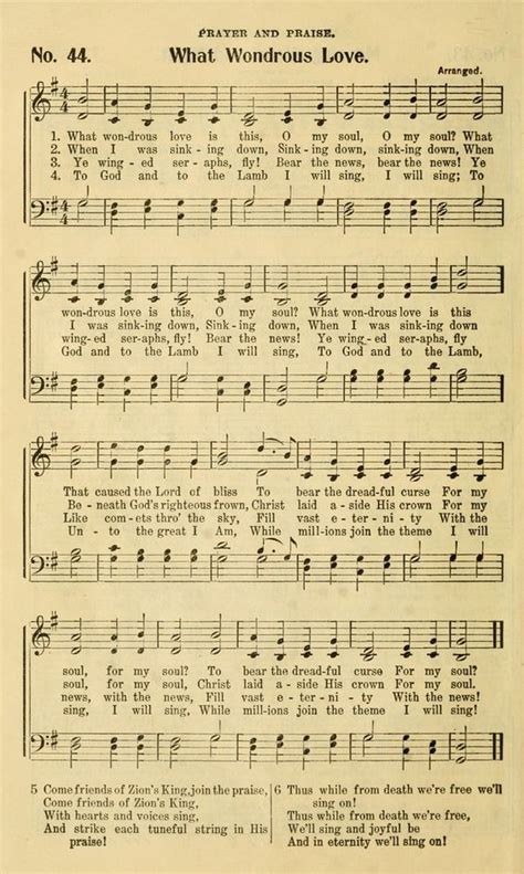 the comforter has come hymn lyrics what wondrous love is this hymnary org hymnal