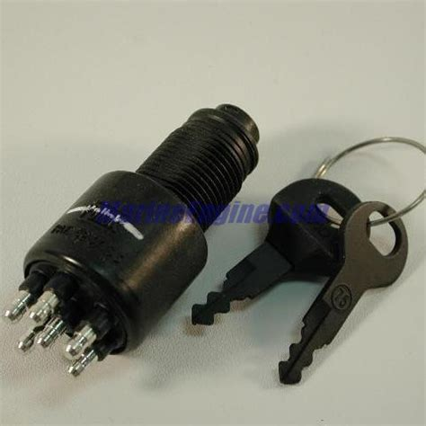 ignition switch & remote stop switch (system check
