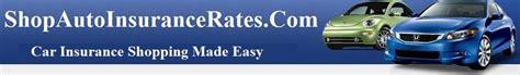 Shop Auto Insurance by Shop Auto Insurance Rates Cheap Car Insurance Quotes