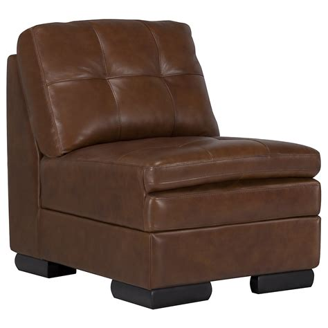accent chairs for brown leather sofa city furniture trevor md brown leather accent chair