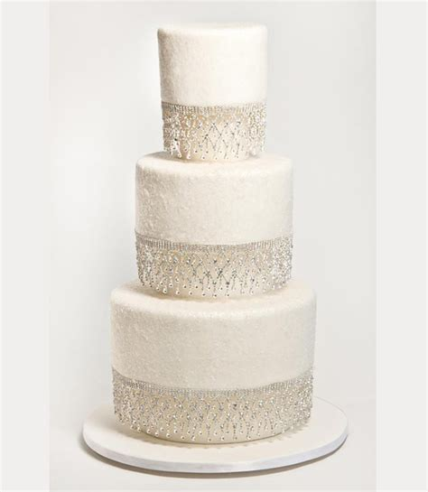 Hochzeitstorte Glitzer by Sparkle On With Edible Glitter For Your Wedding Reception