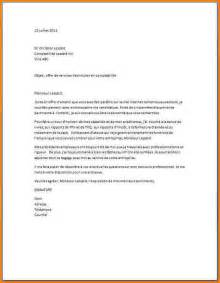 Exemple De Lettre De Motivation Pour Un Stage Au Canada 6 Lettre De Motivation Stage Comptabilit 233 Modele Lettre