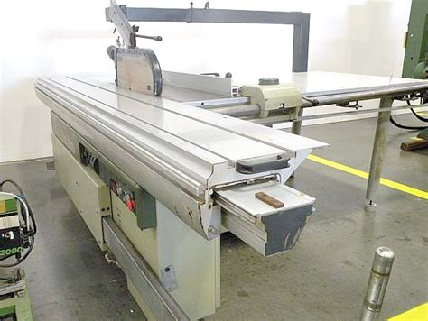 scmi sliding table saw 1998 scmi hrydo 3200 sliding table saw used picture