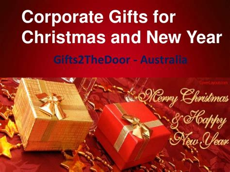 corporate gifts for christmas and new year gifts2thedoor