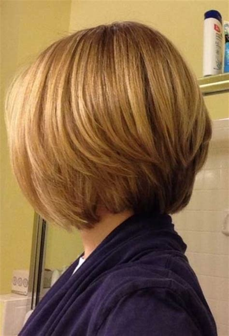 hair cut in front graduated bob back view hairstyles with regard to present