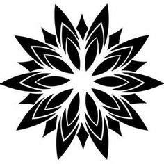 Kz08 Stencil Flower D Stensil Cetakancraft Scrapbooking stencils designs free printable downloads stencil 060 stencil patrones