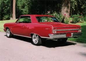 1964 chevrolet chevelle ss custom 2 door hardtop 61334