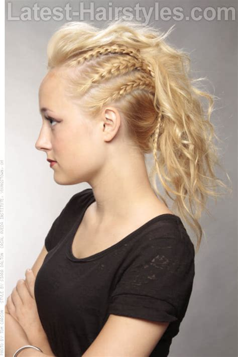 hairstyles braided on one side 17 teen hairstyles for summer which one do you love the most