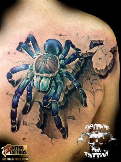 tattoo 3d spinne 42 best images about spider spin tattoo on pinterest