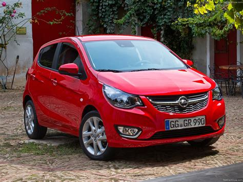opel karl 2015 opel karl 2015 picture 12 of 68