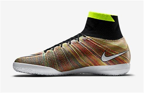 Jual Nike Mercurialx Proximo Multicolor nike mercurialx proximo ic multicolor sneaker bar
