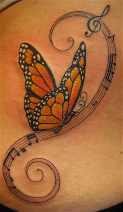 coole schmetterling tattoo ideen freshouse
