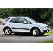 New Suzuki SX4 X EC Special Edition Introduced In The UK