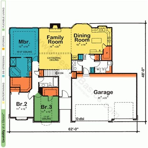 open floor plan house plans with photos house plans with photos one story house floor plans